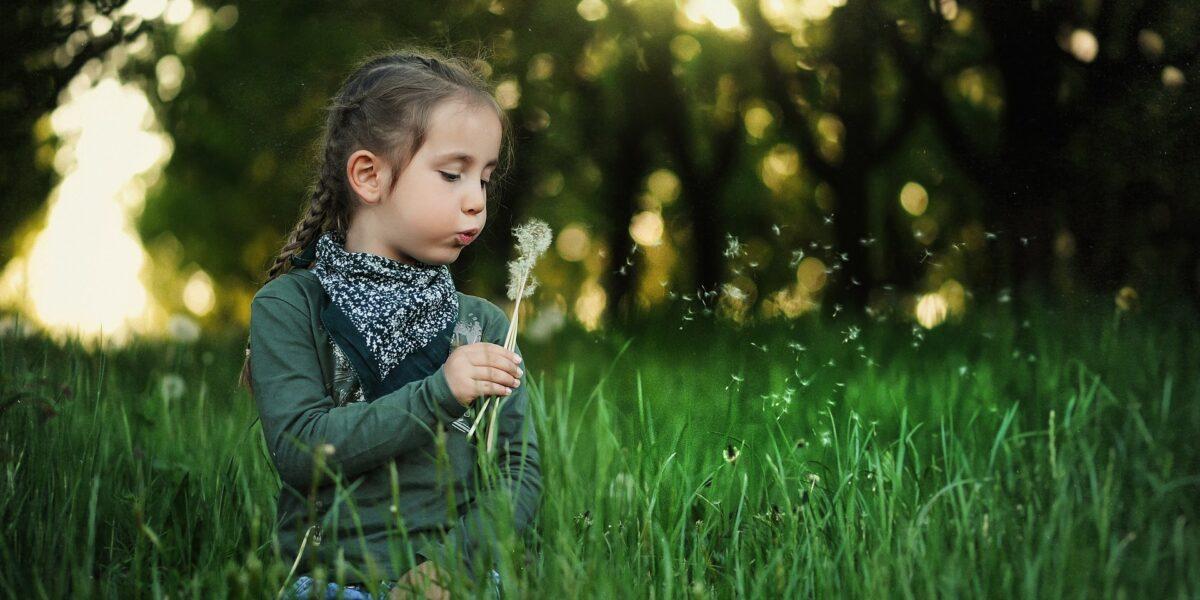 dermatite atopica bambino primavera